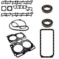 Oil Sump Pan Gasket Kit fits Ford Falcon Fairlane EA EB ED EF EL DA DL NC XH