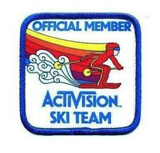 Activision Ski Team Patch -- FREE SHIPPING to US addresses