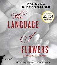 The Language of Flowers: A Novel Diffenbaugh, Vanessa Audio CD Used - Good