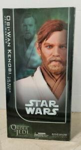 "Sideshow Star Wars Obi-Wan Kenobi 12"" Order of the Jedi"