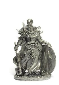 Tin soldier, figure. Fantasy. Luriel the Sacred Fist 54 mm