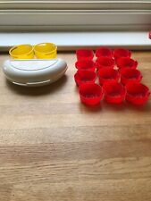 microwave omlette maker, Poached Eggs Cups. Silicone Cake Cases.