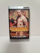 The Rundown (UMD, 2005) PSP