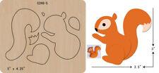 New squirrel  Felt  Wooden Die Cutting Dies  DIY Scrapbooking C-266-5