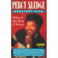New: PERCY SLEDGE- Greatest Hits CASSETTE / L N