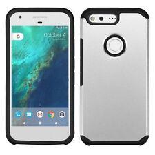 Étuis, housses et coques métalliques en silicone, caoutchouc, gel pour téléphone mobile et assistant personnel (PDA) Google