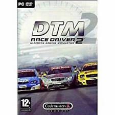 DTM RACE DRIVER 2 PC TOCA 2 PC FRANCAIS INCLUS  + SUIVI