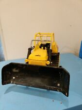 Vintage Collectable Pressed Steel Tonka Turbo-Diesel Bulldozer Made In USA 1980