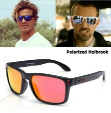 New Polarized Holbrook Style Racer Sunglasses Outdoor Sports Color Mirror Brand