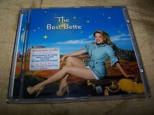 BETTE MIDLER : THE BEST BETTE BEST OF 19 TRACK CD THE ROSE IN THE MOOD FRIENDS