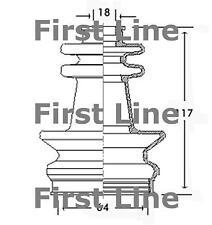 CV JOINT BOOT KIT FOR AUSTIN PRINCESS FCB2597