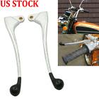 Brake Clutch Handle Levers For Honda CL/SL/XL70 CB/CL//XL/XR100 CB/CL/CR/SL125