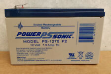 Power Sonics PS-1270 Battery