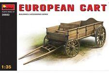 Miniart 35553 1/35 European Cart