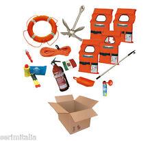 Kit completo navigazione entro 3 miglia - 4 persone | Nautica barca gommone