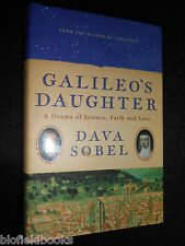 Galileo's Daughter: A Drama of Science, Faith & Love by Dava SobeL, 1999-1st HB