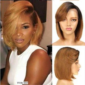 Premium Quality Bob Hair Human Lace Wig