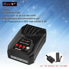 Original HTRC HT-0083 H4AC 20W Compact Charger for RC Helicopter Airplane P4S4