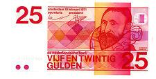 Netherlands … P-92a … 25 Gulden … 1971 … *UNC*