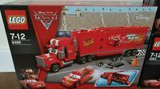 LEGO Disney Pixar Cars 2 8486 Mack's Team Truck Lightening McQueen Collectible