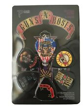 Perri's Guns And Roses Collectible Guitar Picks 6-Pack Acoustic Or Electric