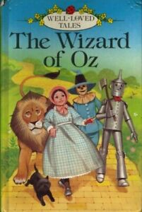 The Wizard of Oz (Ladybird Well Loved Tales) by L. Frank Baum Hardback Book The