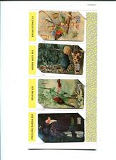 MALAYSIA  BIRDS PHONE CARDS new WITH SAME SERIAL NO#399