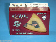 Vintage Astatic N863-ed / Pickering D2400Q Diamond Stylus/Needle -Stereo -4C -LP