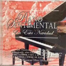 Piano Sentimental / En Esta Navidad (CD)