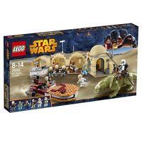 LEGO 75052 MOS EISLEY CANTINA STAR WARS GUERRE STELLARI  NUOVO NEW