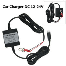 DC 12-24V Car Charger For TK905 GPS Tracker GSM Locator Realtime Tracking Device