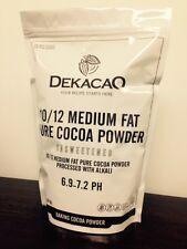100% Venezuelan Best and Pure Cocoa Powder - DEKACAO - Unsweetened - 3 lbs