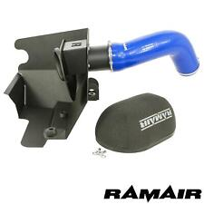 Blue Ramair Air Filter Induction Intake Kit for Seat Leon 2.0 TSI FR Cupra MQB