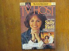 June-1992 Pa. TV Host Maga(SALLY FIELD/SOAPDISH/GERAINT WYN DAVIES/FAITH NO MORE