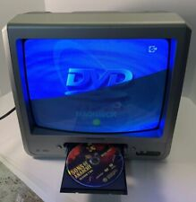 """Magnavox MWC13D6 13"""" CRT TV DVD Combo Front A/V Input Retro Gaming"""