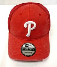 Philadelphia Phillies Men's New Era 9TWENTY Rugged Cap Hat