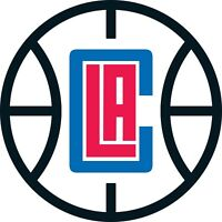 Los Angeles LA Clippers NBA Color Die Cut Decal Sticker Choose Size cornhole