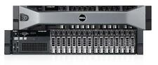 Dell Poweredge R720 2.5in 2x E5-2650 16 CORES @ 2.0 GHz 128GB RAM H710 Trays