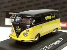 1/43 Schuco 02575 VW T1 Kastenwagen Uhu Limited Edition