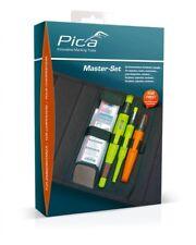 Pica Master Set Markier Set Zimmermann - 55030 - für Dachdecker, Spengler, Maure
