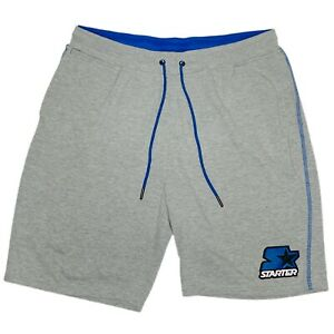 Starter Basketball Activewear Mens Grey Shorts Size Large