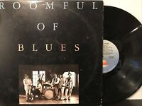 Roomful Of Blues – Roomful Of Blues LP 1977 Island Records – ILPS 9474 VG+