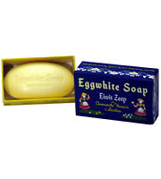 Eiwit Zeep Eggwhite and Chamomile Flower Facial Soap 53g 1.85oz