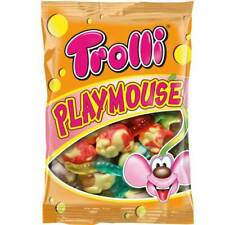 Trolli PLAY MOUSE European Gummy bears 200g FREE SHIPPING