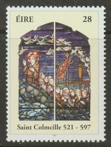 Ireland 1997 #1069 St. Columba, Patron Saint - MNH