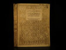 1900 1ed Art Nouveau Bunyan Life & Death of Mr Badman Puritan Pilgrims Progress