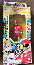 JETMAN RED HAWK YUTAKA 1991 GRIP TOY RED  JAPAN VINTAGE VINYL FIGURE