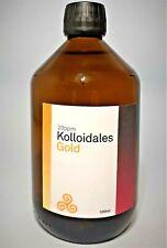 Oro Colloidale di altissima qualità 500 ml 20 ppm