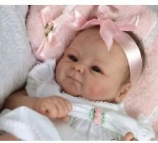 ❤️Reborn Doll Baby❤️ Custom Made From Coco Malu Kit Elisa Marx❤️Ready September