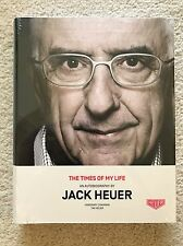 Tag Heuer - Autobiography Jack Heuer - The Times of My Life